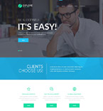 Website  Template 55612