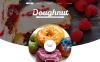 Responsivt Hemsidemall för bageri New Screenshots BIG