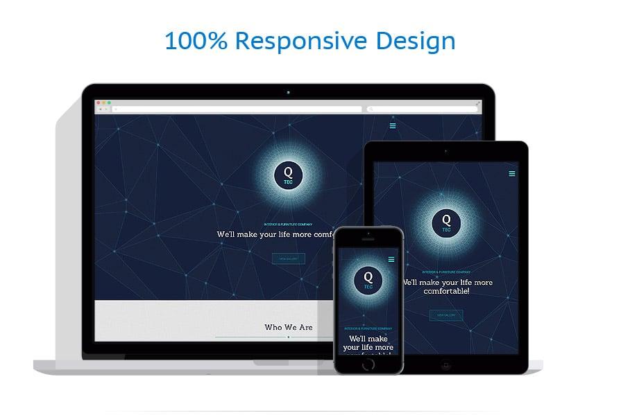 Modèles HTML5 Décoration - Mobilier #55614