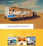 Cars Website  Template 55616