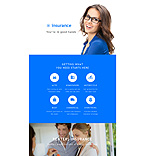 Newsletter  Template 55618