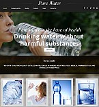 Food & Drink Moto CMS 3  Template 55626