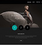 Art & Photography Photo Gallery  Template 55649
