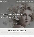 Art & Photography Photo Gallery  Template 55653