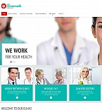 Medical Moto CMS HTML  Template 55656
