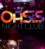 Night Club Moto CMS HTML  Template 55670