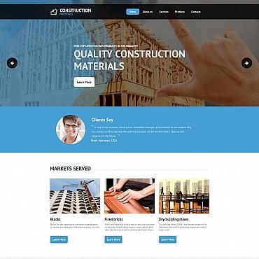 Купить  пофессиональные Moto CMS HTML шаблоны. Купить шаблон #55673 и создать сайт.