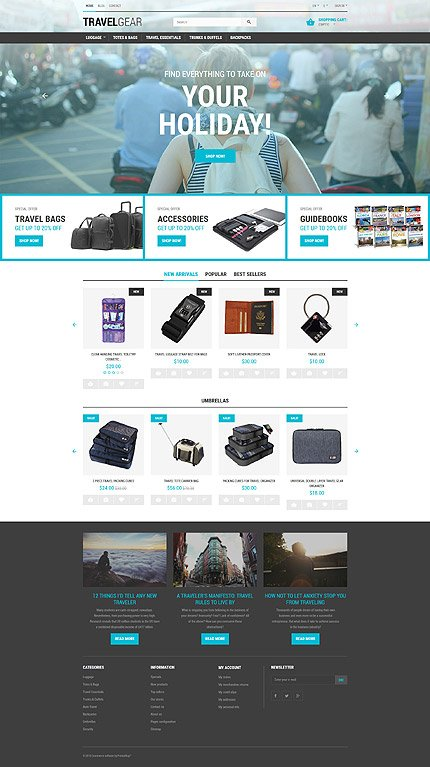 ADOBE Photoshop Template 55685 Home Page Screenshot