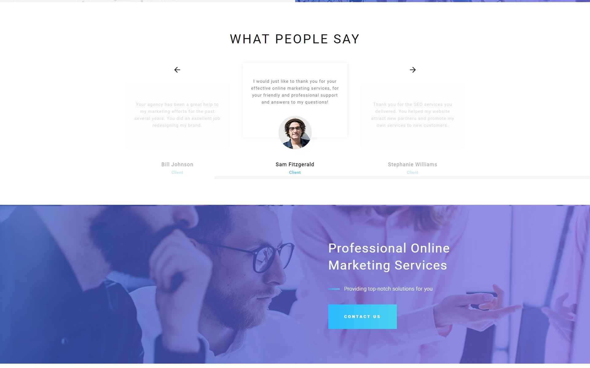 Digital Agency Multipage Html Template