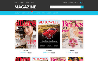 Magazine PrestaShop Theme
