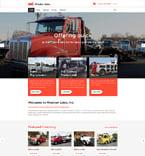Cars Website  Template 55693