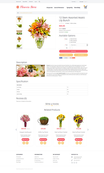 ADOBE Photoshop Template 55697 Home Page Screenshot