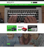 Electronics PrestaShop Template 55699