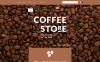 """Coffee Store"" thème WooCommerce  New Screenshots BIG"
