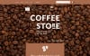 Modello WooCommerce  #55691 per Un Sito di Caffetteria New Screenshots BIG