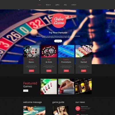 онлайн казино готовый