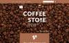 Motyw WooCommerce #55691 na temat: sklep z kawą New Screenshots BIG