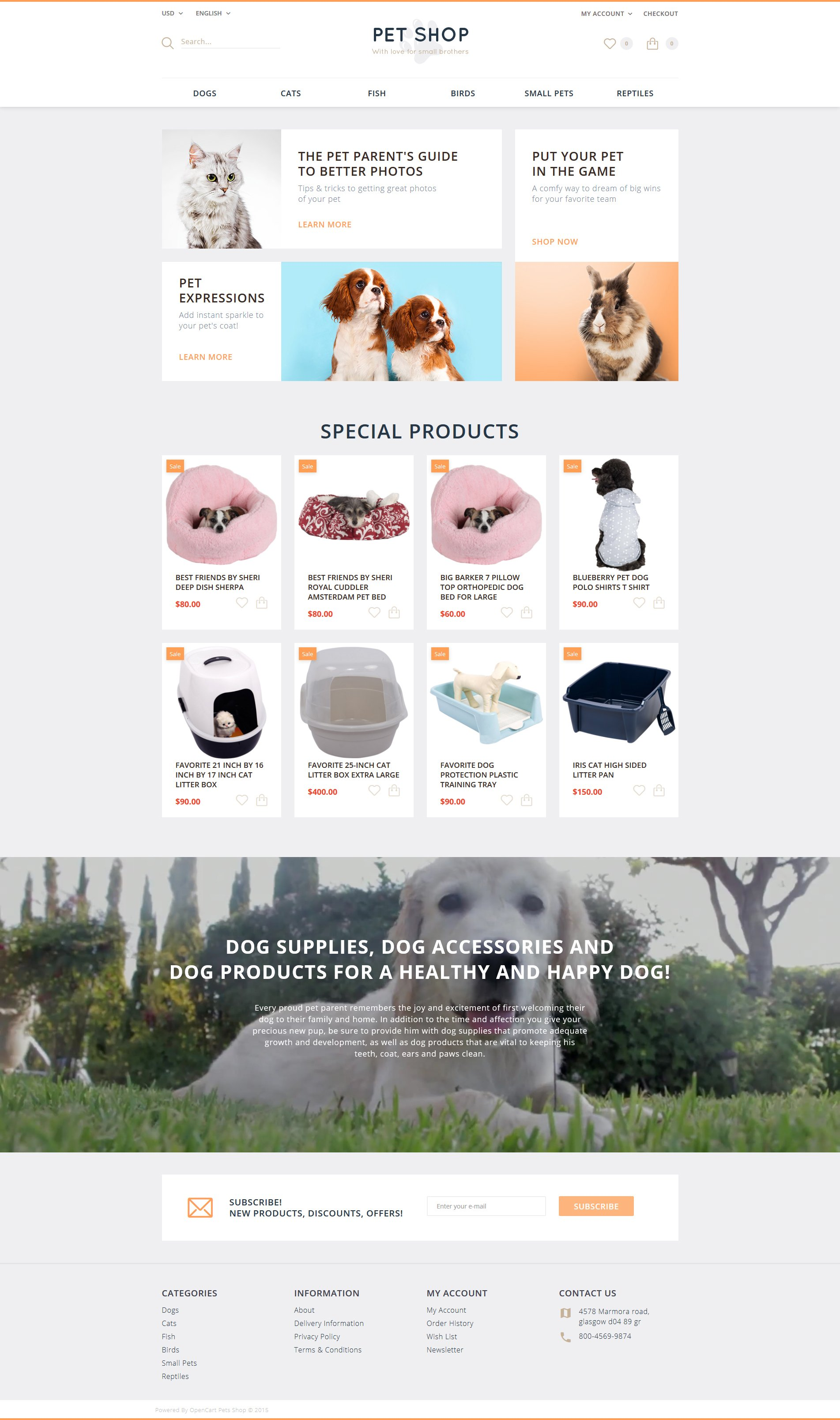 Pet Shop №55687