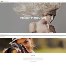 minimal photo gallery templates templatemonster