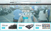 "PrestaShop шаблон ""Travel Gear"" New Screenshots BIG"