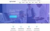 Responsywny szablon strony www Maximum - Efficient Digital Agency Multipage HTML #55689