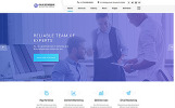 "Website Vorlage namens ""Maximum - Efficient Digital Agency Multipage HTML"""