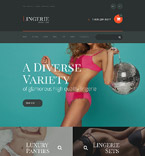 Fashion OpenCart  Template 55700