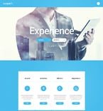 WordPress Template 55712