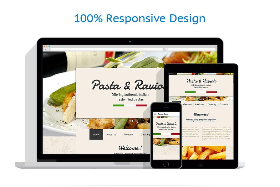 Modèles HTML5 Café et Restaurant #55713