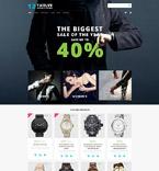 Fashion WooCommerce Template 55718