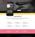 Software WordPress Template 55722