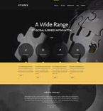 WordPress Template 55723