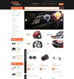 Cars OpenCart  Template 55728