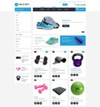 Sport Shopify Template 55732