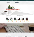 Computers Magento Template 55736