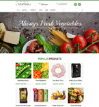 Food & Drink WooCommerce Template 55738