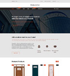 Furniture Shopify Template 55741