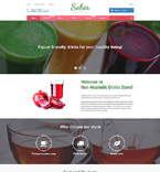Food & Drink Shopify Template 55742