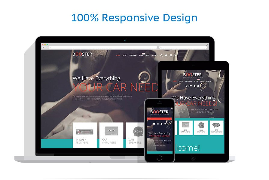 WooCommerce Themes Voitures #55744