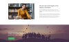 ALMA - University Multipage HTML Website Template Big Screenshot