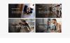 Responsive ALMA - University Multipage HTML Web Sitesi Şablonu Büyük Ekran Görüntüsü