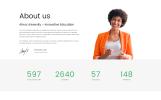 Responsive ALMA - University Multipage HTML Web Sitesi Şablonu
