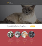 Animals & Pets Muse  Template 55764