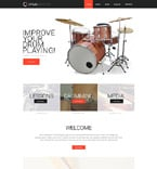 Education Website  Template 55774