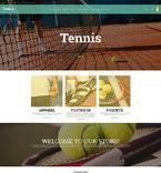 Sport OpenCart  Template 55799