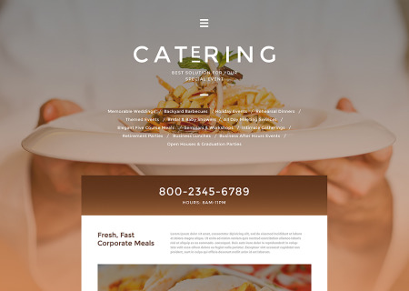 Catering Site