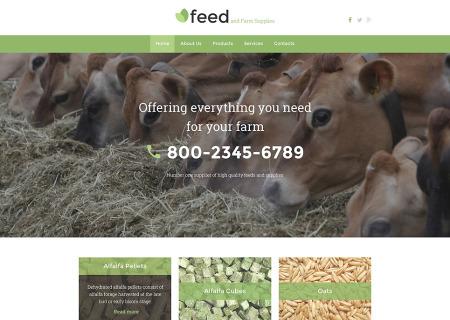 Farm Responsive