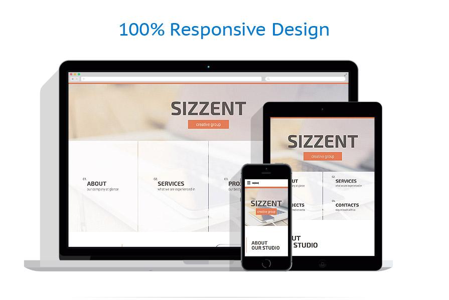 Modèles HTML5 Web design #55801