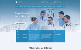 """Medina - Diagnostic Center Multipage HTML"" 响应式网页模板"