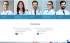 Medina - Diagnostic Center Multipage HTML Website Template Big Screenshot